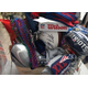 The Patriots Gift Basket included a Gronkowski-autographed football.