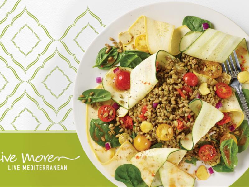 Recipe For Zoes Kitchen Live Med Salad