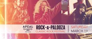 ROCKaPALOOZA Classic Rock Festival - start Mar 19 2016 0100PM