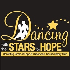 DANCING WITH THE STARS FOR HOPE - start Mar 19 2016 0700PM
