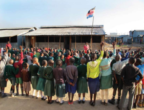 Rabun Gap-Nacoochee School to Host Kenyan Scholarship Recipient - Mar 11 2016 0606PM