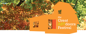 The Great ARTdoors Festival - start Oct 15 2016 1000AM