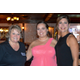 Rhonda Knotts, Grief Services Coordinator and Counselor, special guest Stephanie Wishart, and Heather Guerieri, Executive Director