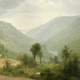 'Catskill Clove, N.Y.' (1864) by Asher Brown Durand.