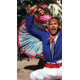 Traditional dancing at Hacienda Dona Engracia