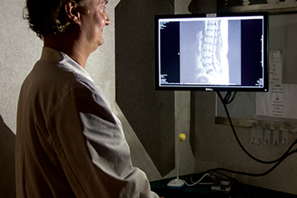 Gerard Werries, MD, specialist in spine surgery