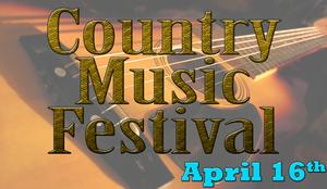 Medium april 16 country music festival