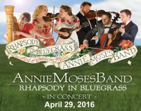 Rhapsody in Bluegrass - start Apr 29 2016 0700PM