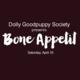 Dolly Goodpuppy Society Presents Bone Appetit - Apr 12 2016 0300PM