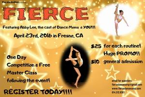 Medium dance 20moms 20filming 20at 20fierce 20national 20dance 20competition