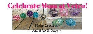 Be A Glassblower for Mothers Day at Vetro - start Apr 30 2016 1000AM