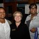 Pamela Williams, Maribel Ashton and Tonya Dowdy