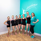 Dance instructor Abigail Sites at her studio Abundance Academy of Dance with students Tullia Pizzini Brooke Daddis Avery O Haire Nicole Gill Jessica Trent and Kate Ei Photo courtesy Michael Greenley Photography