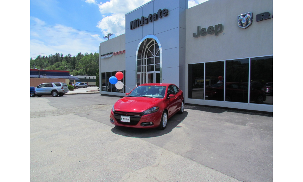 Midstate dodge jeep ram barre dealership