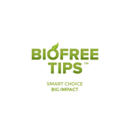 1.air water syringe tips biofree tips logo