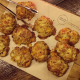MB Post's Bacon Cheddar Buttermilk Biscuits