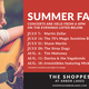 Summer Faire Concert at The Shoppes at Arbor Lakes  - start Jul 07 2016 0600PM