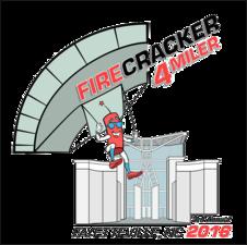 Medium firecracker logo 16 clear