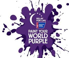 Medium paint 20your 20world 20purple