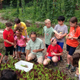 Garfield Community Farm and Rev. John Creasy
