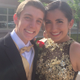 Ben Forest and Ashley Figucia