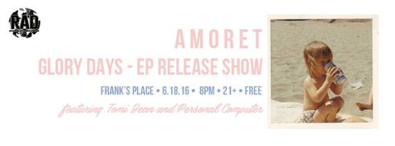Amoret 20ep 20release 20show 20at 20frank e2 80 99s 20place