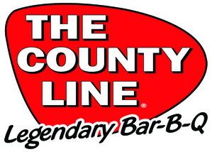 Medium county line color logo