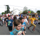 East Midvale students took to the street May 6 in the school's third annual fun run fundraiser. —Julie Slama