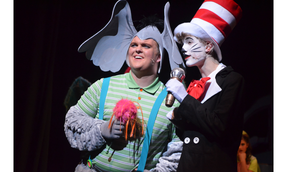 Seussical Jr Brings Children S Books To Life Sandy