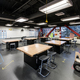 The lab in one of the first Independent schools HighMark completed, in San Jose, Calif. —Jordan Reeder