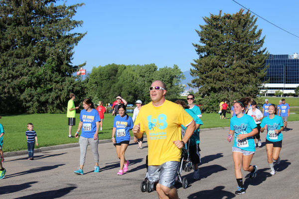The 2016 Dash for Donation will take place on Aug. 20 at Sugarhouse Park in Salt Lake City and Leavitt's Mortuary in Ogden. – Photo Courtesy of Intermountain Donor Services