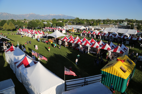 WestFest began in the late 70's before West Valley was a city. – Kevin Conde