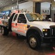 Emergency vehicles were on display as various groups came together at the fair to provide all sorts of safety information. – Travis Barton