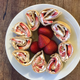 Strawberry 20cc 20pinwheels