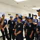 Explorers at the Utah Explorer Academy listen to Salt Lake City Police Detective Tracy Ita set up the active shooter simulation at Eastmont Middle School on June 14, 2016. (Photo: Chris Larson, Sandy City Journal)