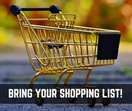 Medium shoppingcart