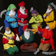 Dwarfs: Ali Marshall- Happy, Natalie Moore- Sneezy Mayci Hartley- Doc, Avery Anderson- Sleepy, Tyler Salekin- Grumpy, Grace Ann Fikes- Dopey, Alexandria Strachera- Bashful