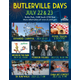 Butlerville Days flyer. – Cottonwood Heights City