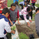 On May 6, fourth-graders pulled weeds and planted vegetables in Copperview Elementary's garden. It was part of their soil unit that they learned about in the spring. —Julie Slama