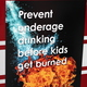 Poster on the side of a fire engine parked in Sandy City Fire Station 31 on June 30, 2016. (Photo: Chris Larson, Sandy City Journal)