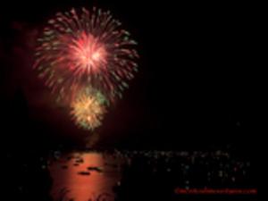 Fireworks at Lake Rabun  - start Jul 03 2016 0800PM