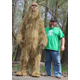 Russ Adams stands next to a Big Foot creature that he created in his studios at Escape Design FX. Adams is an award winning special effects artist. – Escape Design FX