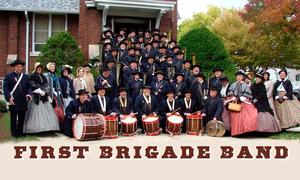 Medium first brigade band