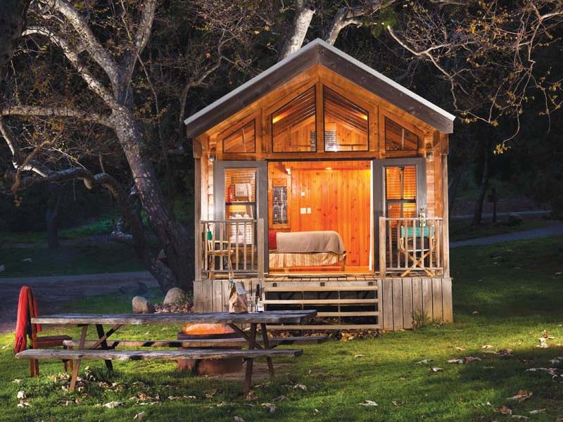 Glamping In California >> California Glamping Walnut Creek Magazine
