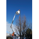 West Jordan public works employees exchange traditional lights within the city's street lamp fixtures with LED lights. – West Jordan City