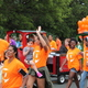 Passion Church at the 2016 Maple Grove Days Pierre Bottineau Parade along 89th Avenue Thursday, July 14
