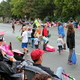 Parade watchers take in the 2016 Maple Grove Days Pierre Bottineau Parade along 89th Avenue Thursday, July 14
