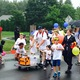 Seeds to Seedlings at the 2016 Maple Grove Days Pierre Bottineau Parade along 89th Avenue Thursday, July 14