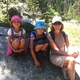 Shea Sloan and Jessica Speer stop for a break on route to Gilpin Lake in the Mount Zirkel Wilderness Area Photo courtesy of the Speer family
