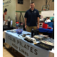 Club Pilates at the Maple Grove Days Business Expo 2016. (photo by Wendy Erlien)